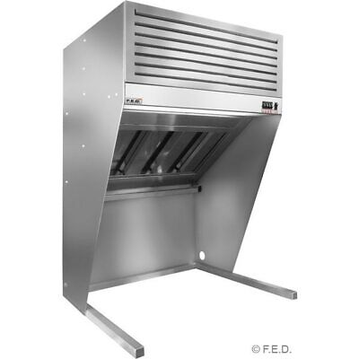 HOOD1500A Bench Top Filtered Hood - 1500mm