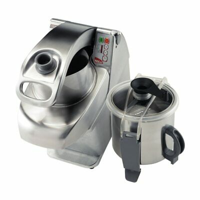Dito Sama Combined Cutter and Vegetable Slicer - 4.5 LT - VARIABLE SPEED - TRK45