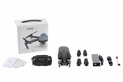 DJI Mavic Pro Drone with 4K HD Camera (DJI Refurbished