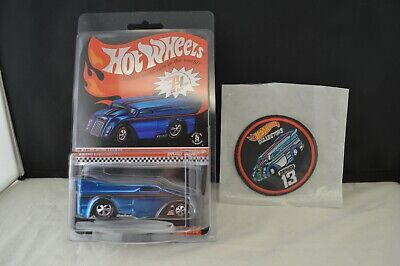 Hot Wheels - Drag Dairy - RLC Red Line Club Car: 2014 Series 3845/4000 W/Patch