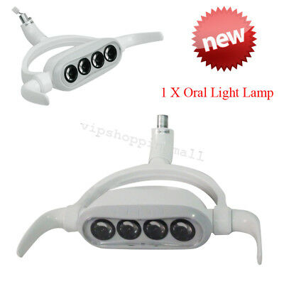 Portable LED Oral Light Lamp for Dental Chair Unit 8000LUX ~25000lux AC12V