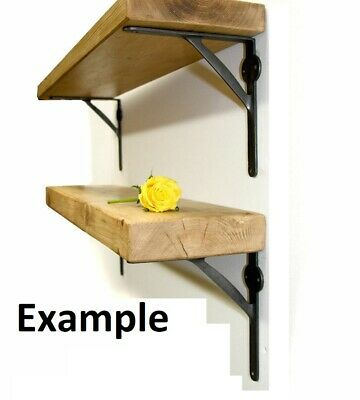 Shelf Support Metal Cast Iron Brackets **SOLD IN PAIRS**