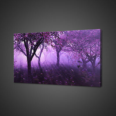 PHOTOGRAPH LANDSCAPE MEADOW SOFT TONED TREES FIELDS ART PRINT POSTER MP3941A Kunst
