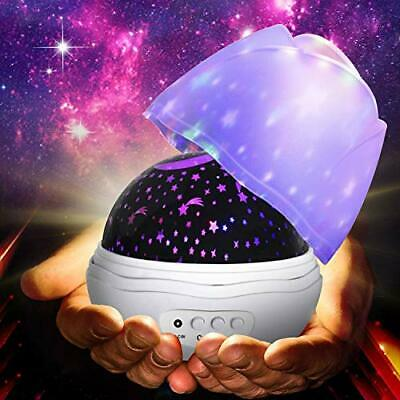 DBROSE Star Projector light starry sky home planetarium atmosphere ... fromJAPAN