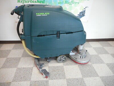"Nobles SS5 Speed Scrub 32"" Floor Scrubber Cleaner Machine"