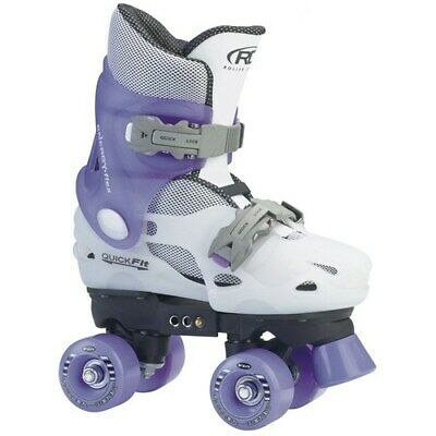 Childrens Skates Kids Rollerskates. Roller Derby Trans 400 Adjustable Quad Skate