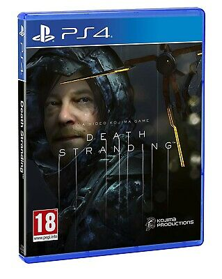 Death Stranding Ps4 - Italiano - Playstation 4 - Sony - Nuovo