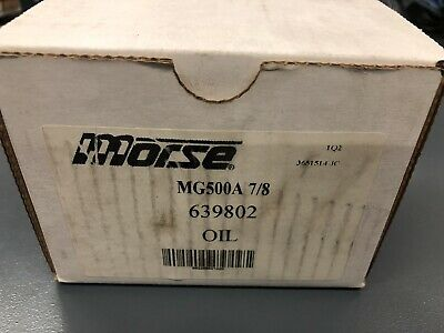 Brand New 639802 MORSE MG500A 7/8 CAM CLUTCH FSO 500 X, CL42154-5, Sprag Clutch