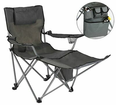 Director's Chair Camping Folding Beach Festival with Leg Rest