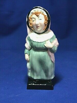 Royal Doulton china Dickens Series Ware Mrs. Bardell figurine