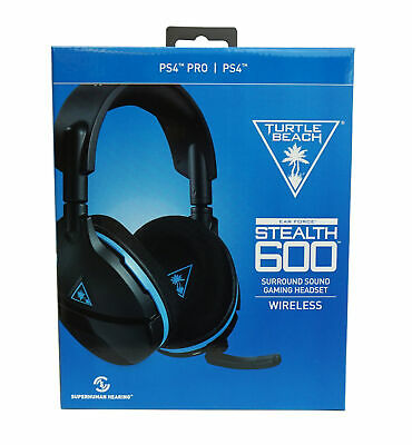 Turtle Beach Stealth 600 50mm Wireless Gaming Headset for PS4 PRO / PS4