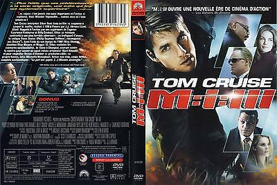 DVD FILM ACTION ESPIONNAGE : MISSION IMPOSSIBLE 3 - M : i : III - TOM CRUISE