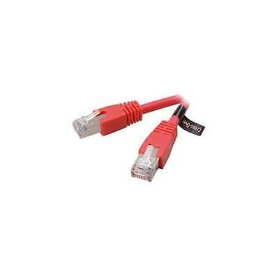 Cable Vivanco RJ45 Cross CAT5 2M Rosa 45337 Vivanco, Cables