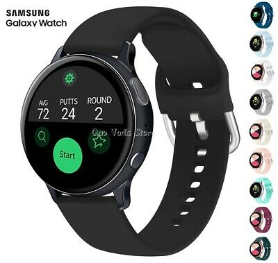 Cinturino Bracciale In Silicone Sport Per Smartwatch Samsung Galaxy/Watch/Smart
