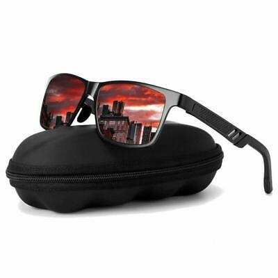 Mens Glasses Polarized Sunglasses Outdoor Sports Driving Fishing Eyewear UV400