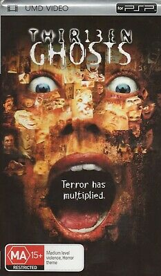 Psp Movie - Thirteen Ghosts