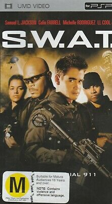 Psp Movie - S.W.A.T. (Swat)
