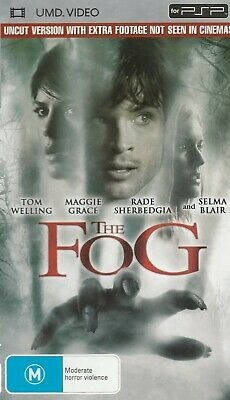 Psp Movie - The Fog