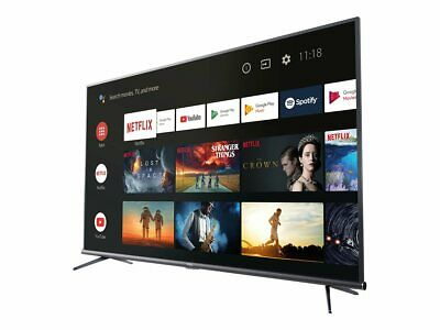 """TV LED TCL 65EP660 65 """" Ultra HD 4K Smart Flat HDR Android Televisore Ultra HD"""