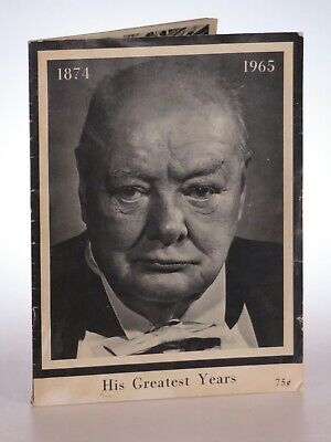 His Greatest Years: Sir Winston Churchill 1874-1965, Swan Publishing Company