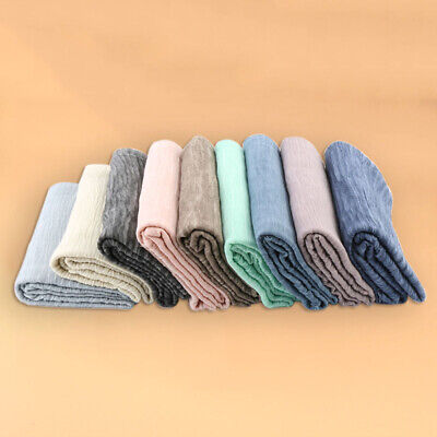 Hot Women Fashion Long Large Hemp Scarf Cotton Wrap Winter Shawl