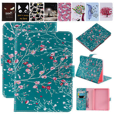 For Kindle Paperwhite 1 2 3 4 10th 2018 Case Magnetic Leather Flip Stand Cover
