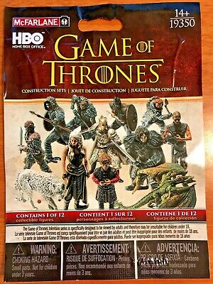 McFarlane Game of Thrones Series Blind Bag Collectible Figures 19350