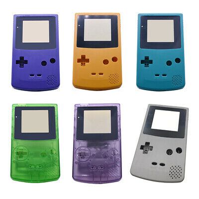 Replacement Housing Shell w/Screwdrivers for Nintendo Gameboy Color GBC Console