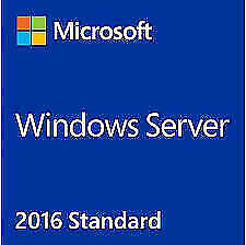 Windows Server 2016 Standard OEM Key Genuine