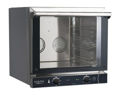 Commercial Convection Oven 435mm x 350mm 4 Tray with Grill Nerone