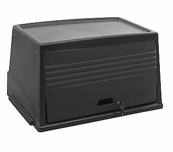 Trust GRANDMAID Lock top box for 5021/5031 Black