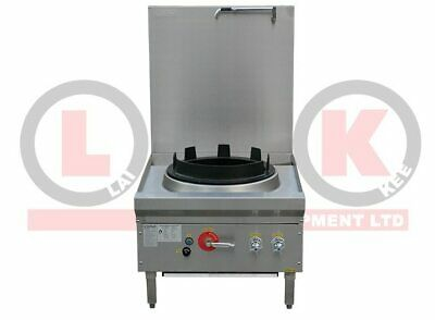 Single Hole 17 Wok Table 18 Jet Duckbill Burner - LKK-1B17