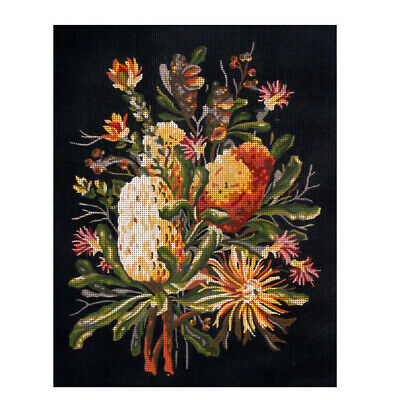 Country Threads Tapestry Printed BANKSIAS Australian Flower New TFJ-2013
