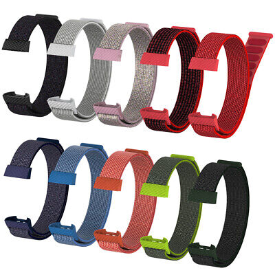 Fiber Band Breathable Replacement Wristband Wrist Strap For Fitbit Charge 3