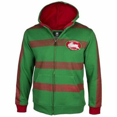 Mens & Youth South Sydney Rabbitohs NRL Heritage Hoodie Hoody new with tags