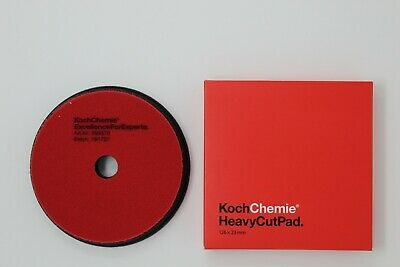Koch Chemie Heavy Cut Pad 126Mm 5""