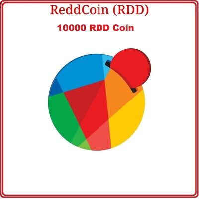 12 Hour Mining Contract  ReddCoin  (RDD) 10000 Reddcoin Process Speed 500 MH/s