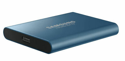 New Samsung- 500GB T5 Portable SSD Drive - MU-PA500B/WW