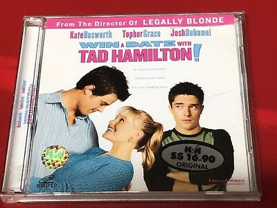 Win A Date With Tad Hamilton [ Video Cd Format] Vcd ( C 454 )