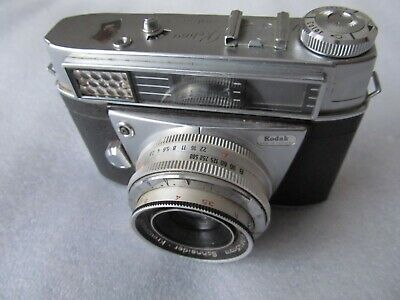 Vintage 1960's Kodak Retina automatic 11 (type 032) 35mm Camera & bonus case