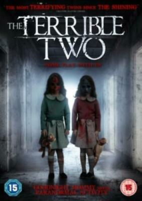 The Terrible Two <Region 2 DVD, sealed>