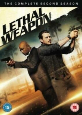 Lethal Weapon: The Complete Second Season =Region 2 DVD,sealed=