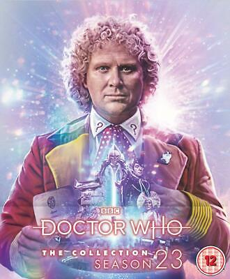 Doctor Who - The Collection - Season 23 [2019] (Blu-ray)
