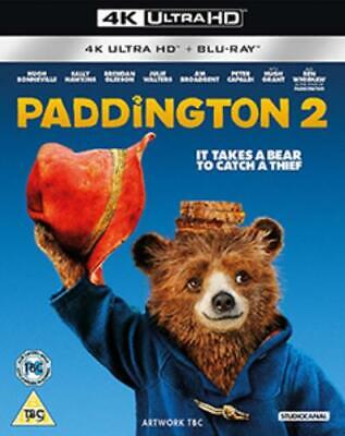 Paddington 2 4K Ultra HD <Region 2 DVD, sealed>