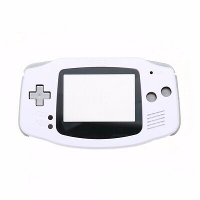 Housing Shell Case Cover Replacement White For Nintendo Gameboy Advance GBA