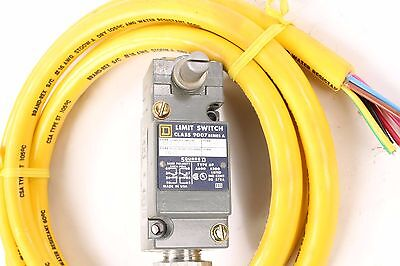 New 9007-C62A2 Square D Limit Switch Series A