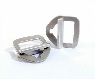 Bushcraft Dutchwear Gear Bling Single Hiking Beetle Buckle Titanium