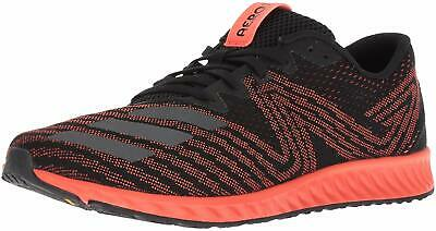 Adidas Mens Aerobounce pr m Low Top Lace Up Trail Running, Black/ red, Size 12.0