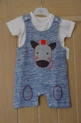 Baby Boy Two piece set age 6-9 month old Matalan
