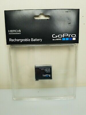 NEW GoPro Rechargeable Battery Accessory for Hero 4 Black & Hero 4 Silver Camera